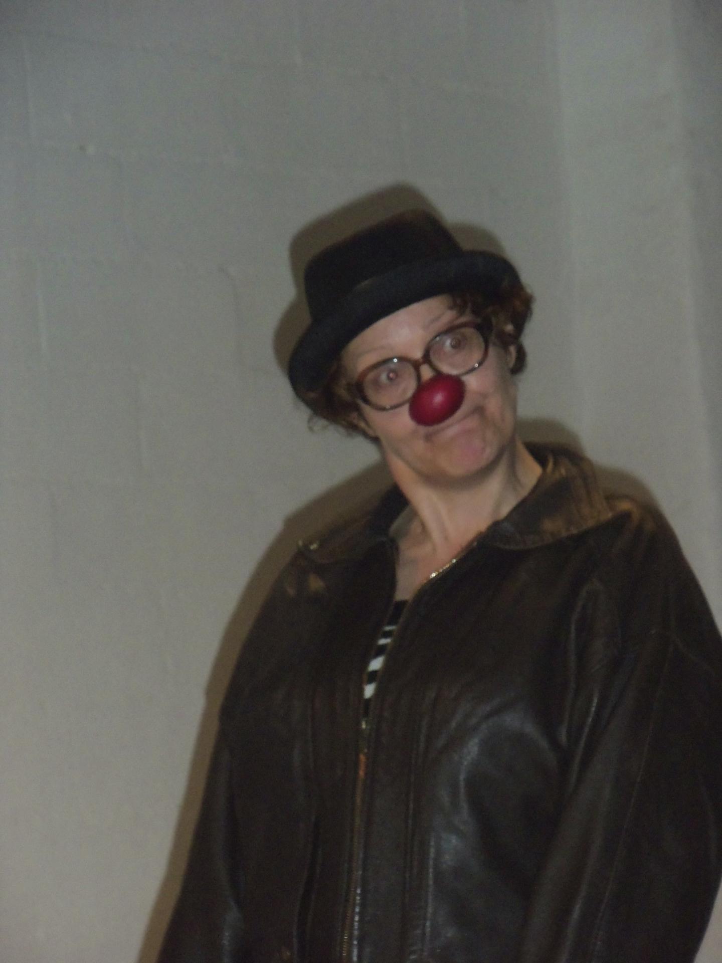 Clownette stagiaire