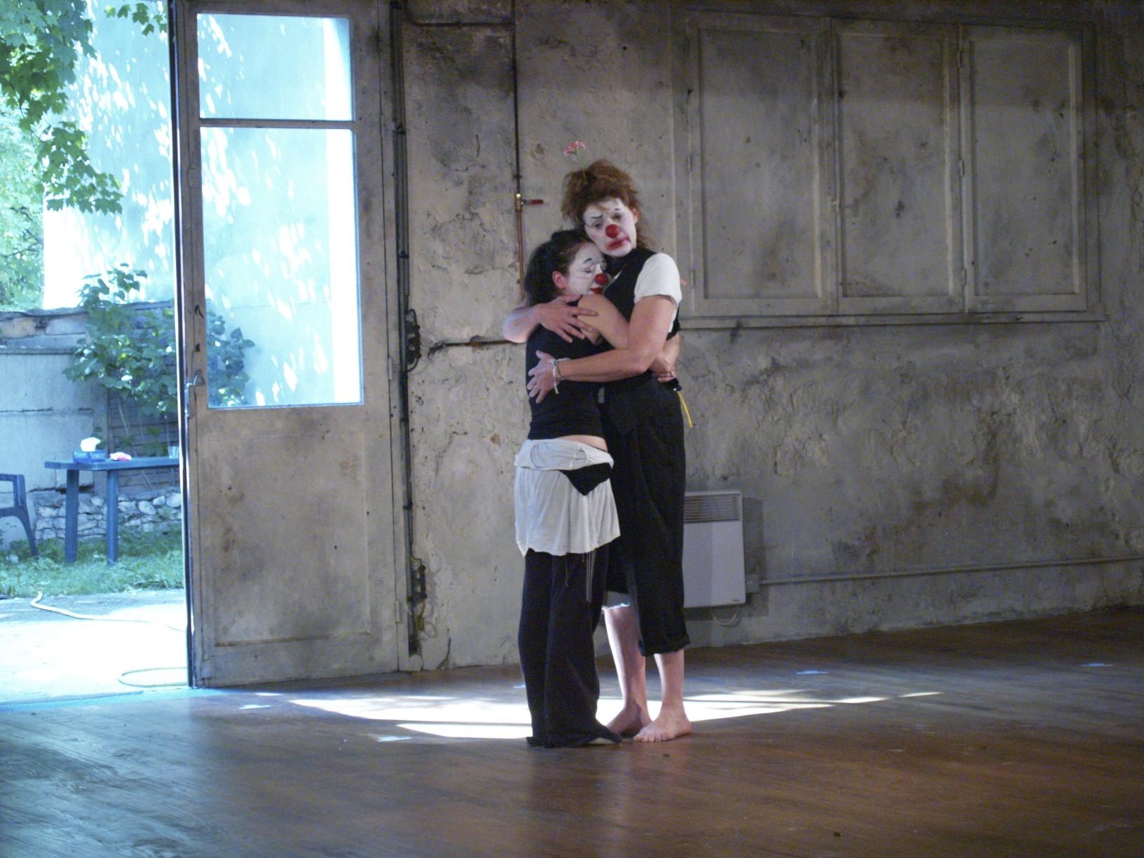 Chez Anne Cornu et Vincent Rouche, Cie du Moment